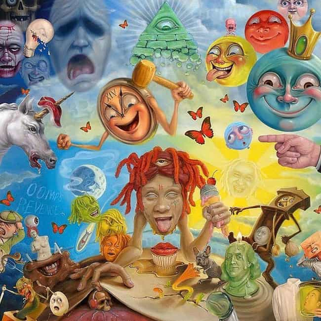 Life's a Trip is listed (or ranked) 2 on the list The Best Trippie Redd Albums, Ranked