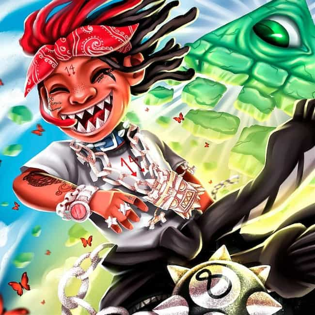 A Love Letter to You 3 is listed (or ranked) 3 on the list The Best Trippie Redd Albums, Ranked