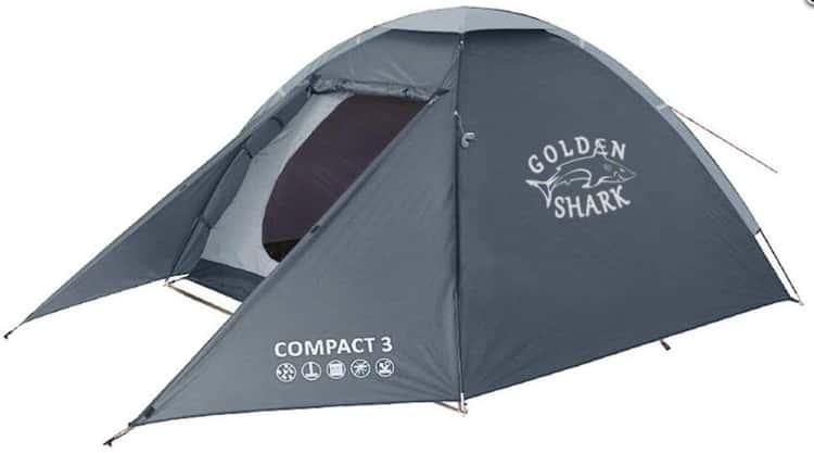 Golden Shark PopUp Ultralight Tent Four Season