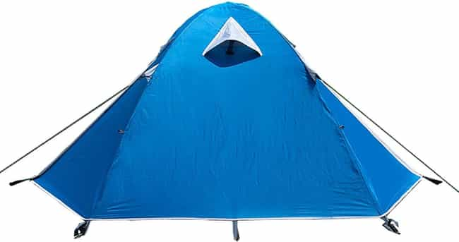 Luxe Tempo Camping Backpacking... is listed (or ranked) 3 on the list The Best Cheap Camping Tents That Don't Feel Cheap