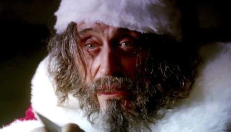 Ian McShane Plays A Serial Slayer Santa On 'American Horror Story'