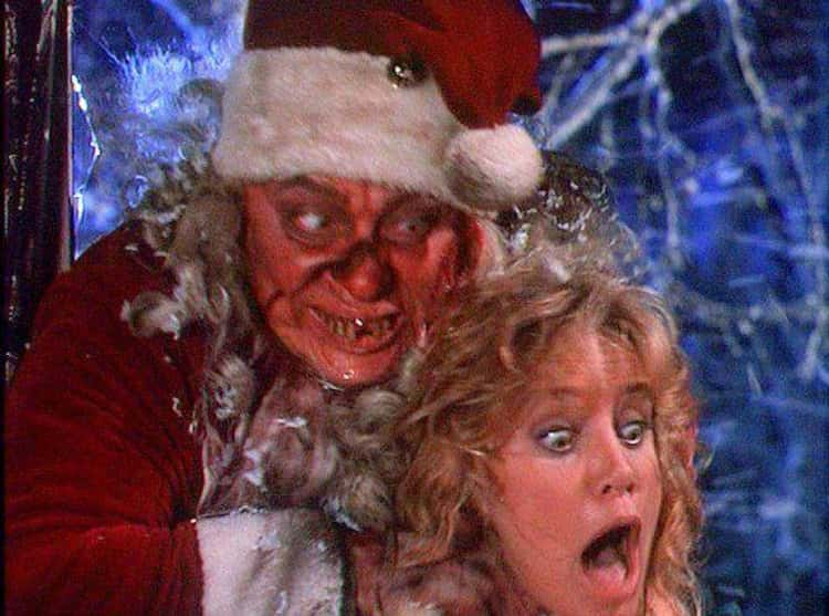 An Evil Santa Faces Off Against An Evil Mom On 'Tales from the Crypt'