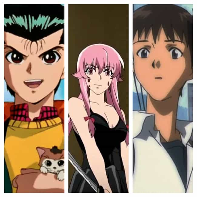 Age 14 -?Yusuke Urameshi,?Yuno... is listed (or ranked) 1 on the list The Most Popular Anime Characters Who Are The Same Age As You