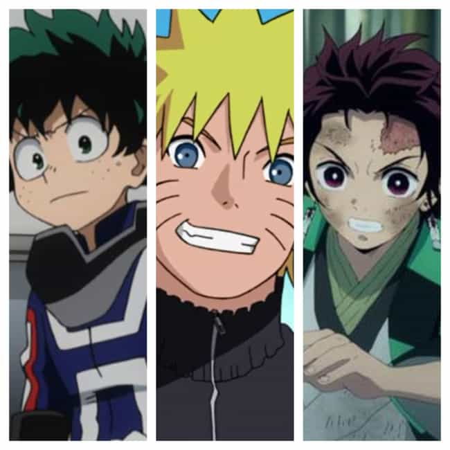Age 15 - Izuku Midoriya, Narut... is listed (or ranked) 2 on the list The Most Popular Anime Characters Who Are The Same Age As You
