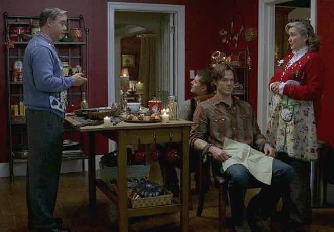 Sam And Dean Confront Ho... is listed (or ranked) 4 on the list The Most Macabre Holiday-Themed TV Episodes Ever Produced