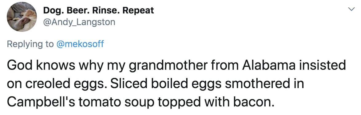 Not Again, Nana! on Random People Are Sharing Gross Side Dishes That Are Traditional At Their Thanksgiving Meals