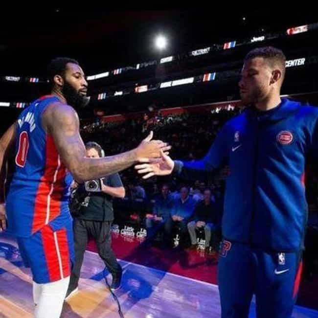 Blake Griffin And Andre ... is listed (or ranked) 4 on the list The Most Dominant NBA Duos Of The 2019-20 Season