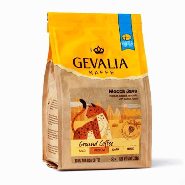 Mocca Java is listed (or ranked) 3 on the list The Best Gevalia Coffee Beans To Brew At Home