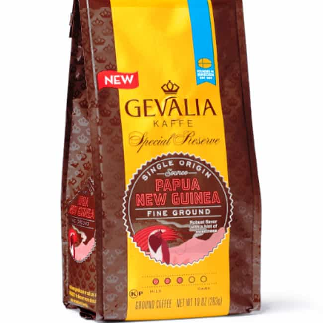 Papua New Guinea Special Reser... is listed (or ranked) 4 on the list The Best Gevalia Coffee Beans To Brew At Home
