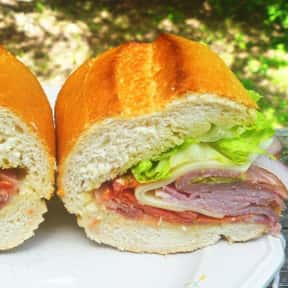 Italian Sub is listed (or ranked) 1 on the list The Best Kinds of Sandwiches, Ranked