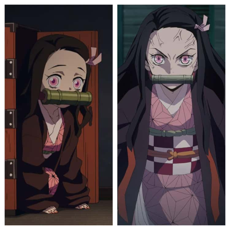 Nezuko Kamado - 'Demon Slayer'