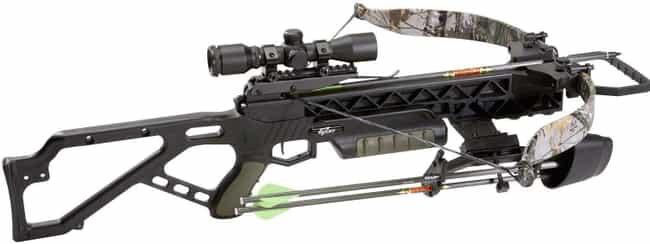 Excalibur Matrix GRZ 2 Package is listed (or ranked) 3 on the list The Coolest Crossbows For Stealth Hunting