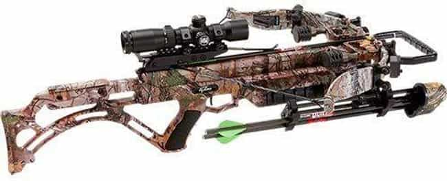 Excalibur Micro Suppressor Cro... is listed (or ranked) 4 on the list The Coolest Crossbows For Stealth Hunting