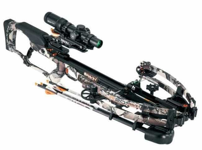 Ravin R20 Sniper Package is listed (or ranked) 2 on the list The Coolest Crossbows For Stealth Hunting