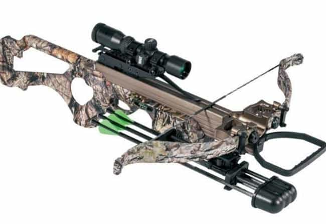 Excalibur 308 Short Crossbow P... is listed (or ranked) 1 on the list The Coolest Crossbows For Stealth Hunting