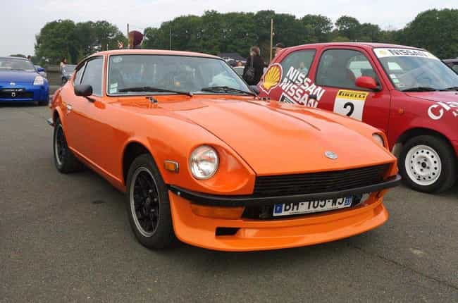 Datsun 280Z is listed (or ranked) 1 on the list The Best Classic Japanese Cars Of All Time