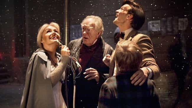 A Christmas Carol (2010)... is listed (or ranked) 3 on the list Every 'Doctor Who' Christmas And Holiday Special, Ranked