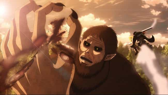 'Attack on Titan' - Hero... is listed (or ranked) 3 on the list The 20 Greatest Anime Episodes of All Time, Ranked