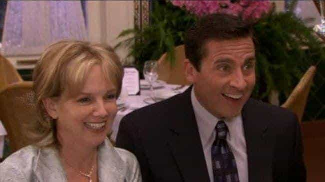 Broke Up With Pam's Mom,... is listed (or ranked) 3 on the list The Most Low-Key Awful Things Michael Scott Ever Did On 'The Office'