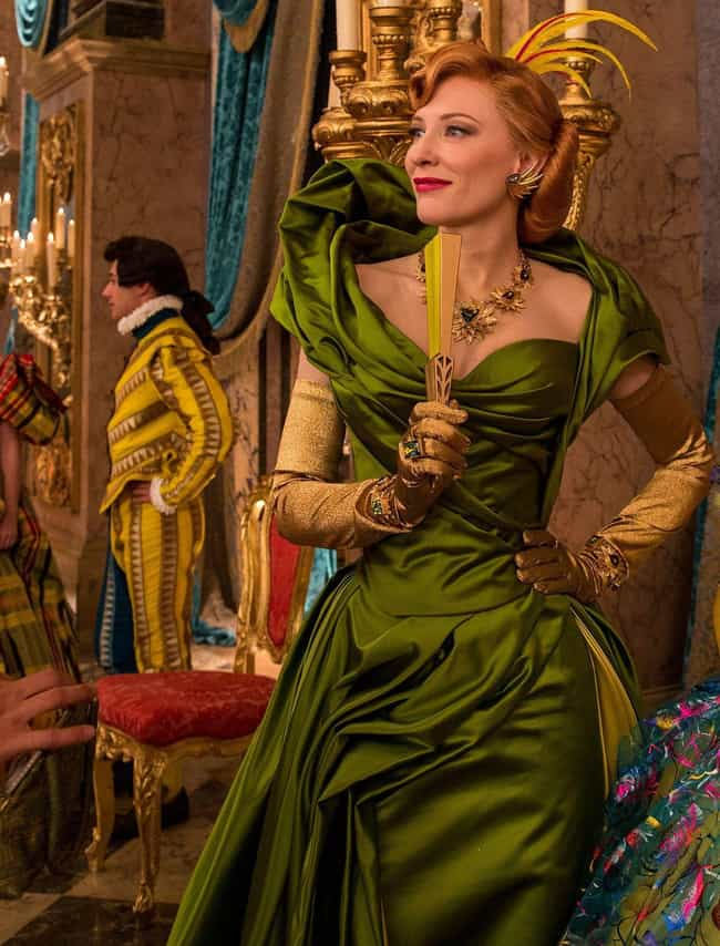 Cate Blanchett As The Ev... is listed (or ranked) 3 on the list The Most Stylish Villains Of The 2010s