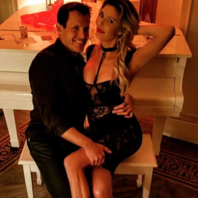 DJ Friese is listed (or ranked) 1 on the list All The Famous Men Brandi Glanville Has Dated, From Ben Stiller To Gerard Butler