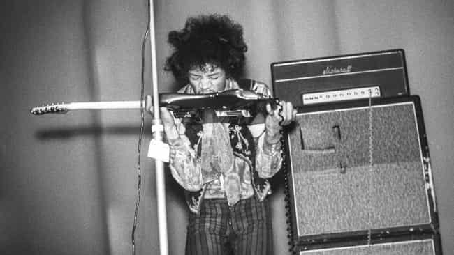 He Got Fired From His Fi... is listed (or ranked) 4 on the list Wild Stories From The Guitar-Shredding Life Of Jimi Hendrix