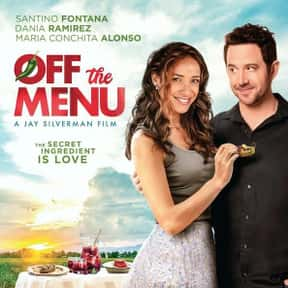 Off the Menu is listed (or ranked) 21 on the list The Best Food Movies of All Time