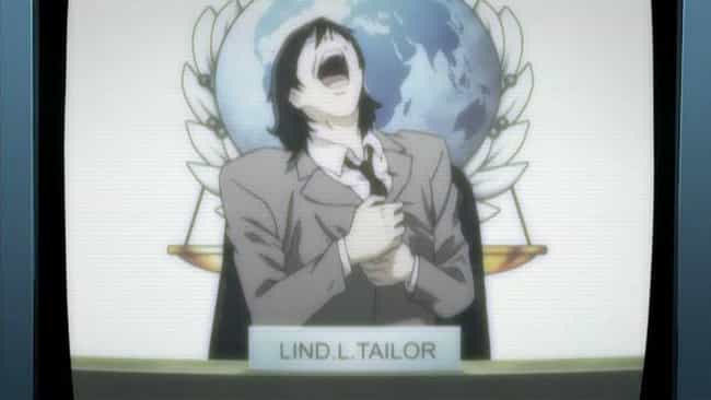 L Uses Lind L. Tailor To Find ... is listed (or ranked) 3 on the list 15 Times Anime Characters Were Majorly Bamboozled