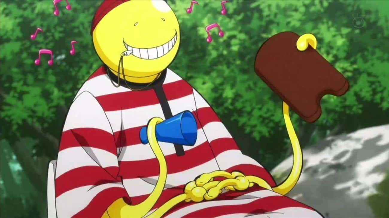 Koro-sensei Bamboozled The Who is listed (or ranked) 4 on the list 15 Times Anime Characters Were Majorly Bamboozled