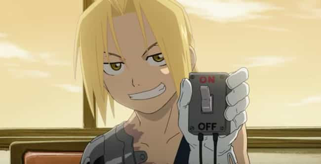 Edward & Alphonse Elric Trick ... is listed (or ranked) 1 on the list 15 Times Anime Characters Were Majorly Bamboozled