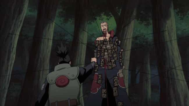 Shikamaru Nara Lures Hidan To ... is listed (or ranked) 2 on the list 15 Times Anime Characters Were Majorly Bamboozled