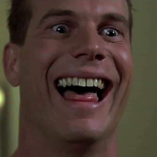Laid In A Morgue is listed (or ranked) 2 on the list The Most Memorable Quotes From 'Weird Science'