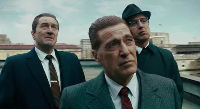 Tony is listed (or ranked) 7 on the list I Heard You Have The Best Quotes From 'The Irishman'