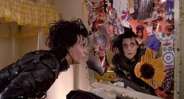 Edward Originated As A Drawing is listed (or ranked) 1 on the list Fascinating Stories From The Making Of 'Edward Scissorhands'
