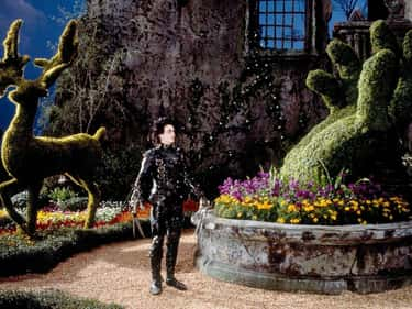 While The Film Oozes Quintesse is listed (or ranked) 2 on the list Fascinating Stories From The Making Of 'Edward Scissorhands'