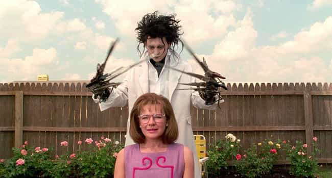 Tom Cruise Lost The Role... is listed (or ranked) 4 on the list Fascinating Stories From The Making Of 'Edward Scissorhands'