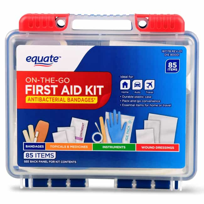 First Aid Kit is listed (or ranked) 4 on the list Everyday Carry Essentials For Outdoorsmen