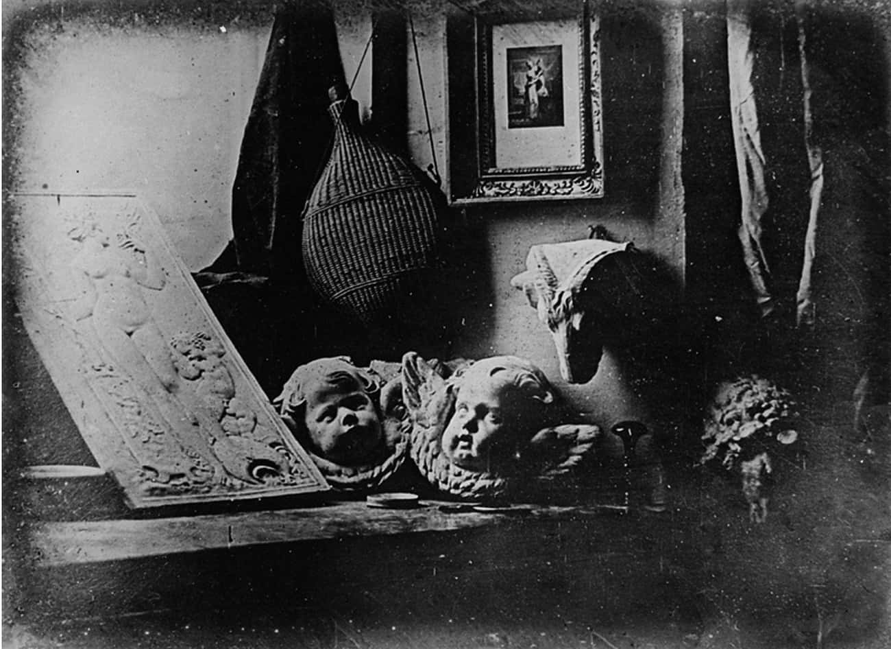 First Reliably DatedDaguerreotype