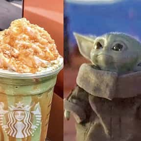 Baby Yoda Frappuccino is listed (or ranked) 7 on the list Starbucks Secret Menu Items