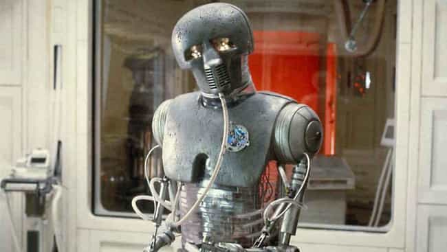 2-1B is listed (or ranked) 2 on the list 'Star Wars' Droids, Ranked By How Useful They'd Be In Real Life