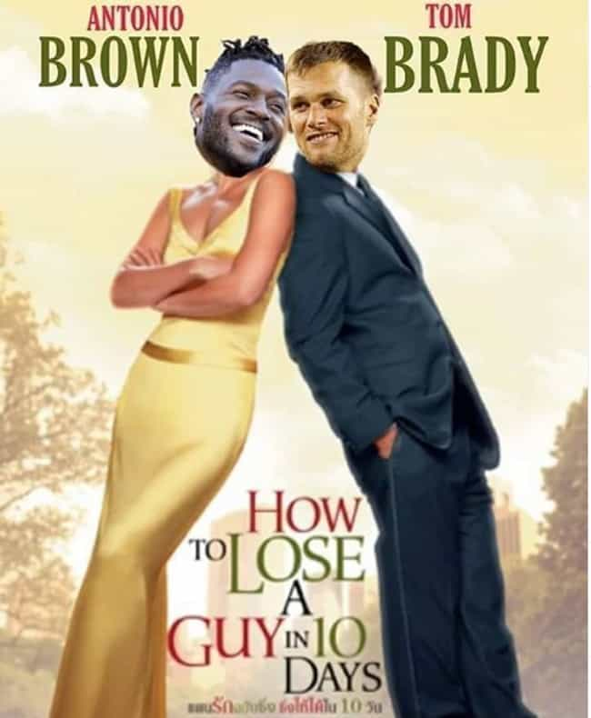 Better Than The Wedding ... is listed (or ranked) 4 on the list The Funniest Tom Brady Memes For Football Fans