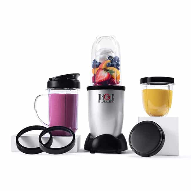Magic Bullet Blender is listed (or ranked) 4 on the list The Best Kitchen Gifts, Ranked
