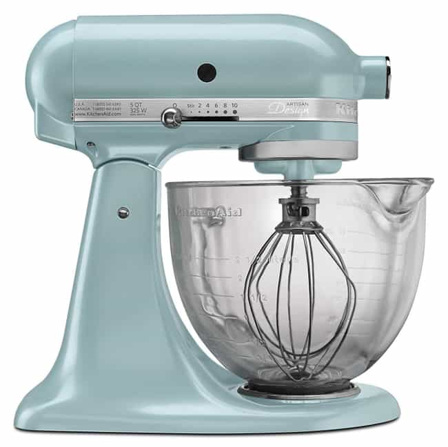 KitchenAid Stand Mixer W... is listed (or ranked) 1 on the list The Best Kitchen Gifts, Ranked