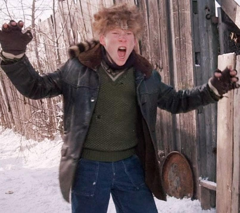Image of Random Inaccuracy In 'A Christmas Story's Version Of '40s