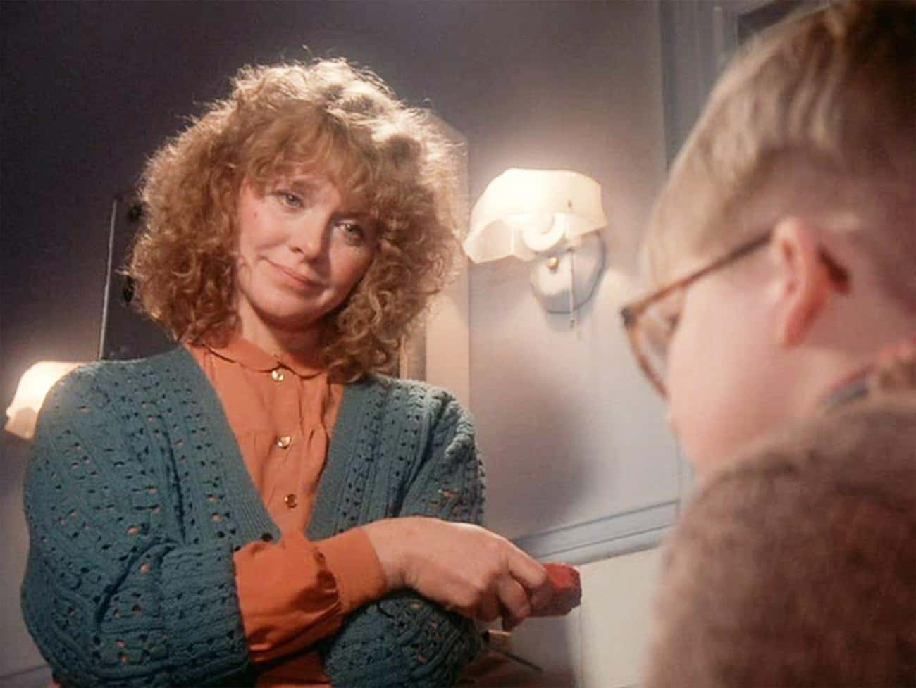 Mrs. Parker's Permed Hairdo Is is listed (or ranked) 4 on the list Every Inaccuracy In 'A Christmas Story's Version Of The '40s