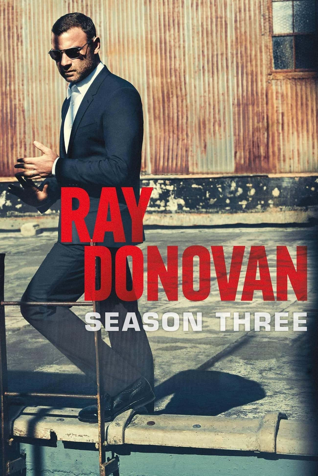 Ray Donovan - Season 3 is listed (or ranked) 3 on the list Ranking the Best Seasons of 'Ray Donovan'