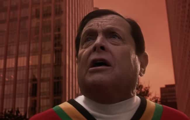 Burt Ward Walks Ace The ... is listed (or ranked) 1 on the list The Biggest Easter Eggs And Cameos From The 'Crisis On Infinite Earths' CW Crossover