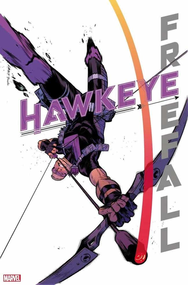 Hawkeye: Freefall #1 is listed (or ranked) 1 on the list The Most Anticipated Comic Books Of 2020