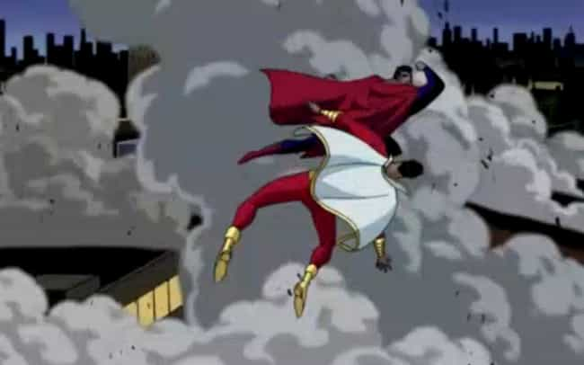 Superman Wipes Out Low-I... is listed (or ranked) 4 on the list 16 Times Superman Acted Like An All-American Jerk
