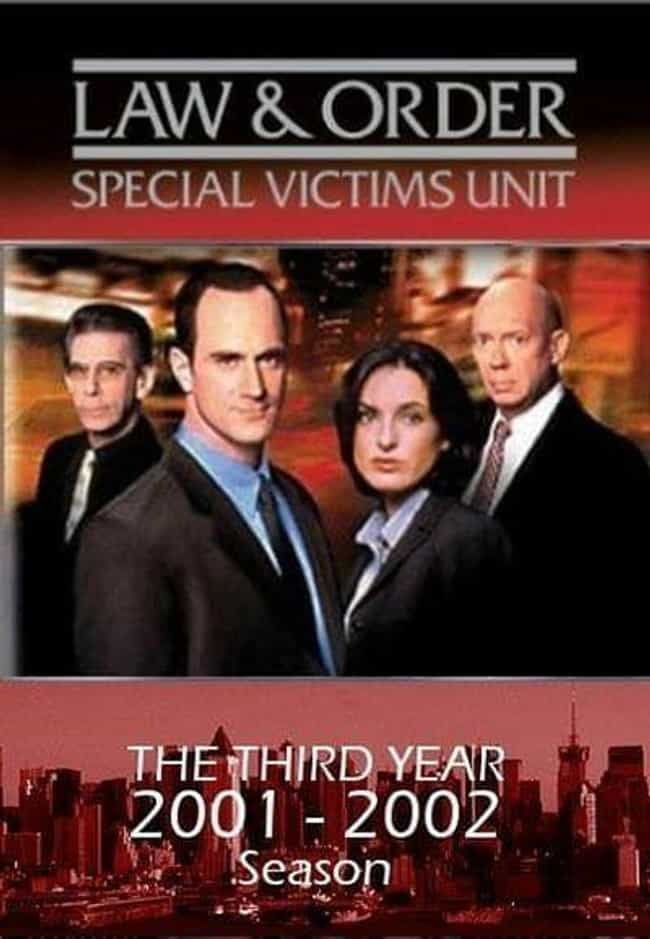 Law & Order: SVU - S... is listed (or ranked) 1 on the list Ranking the Best Seasons of 'Law & Order: SVU'